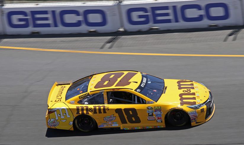 NASCAR Sonoma Raceway Event