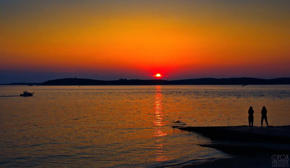 Fazana Sunset