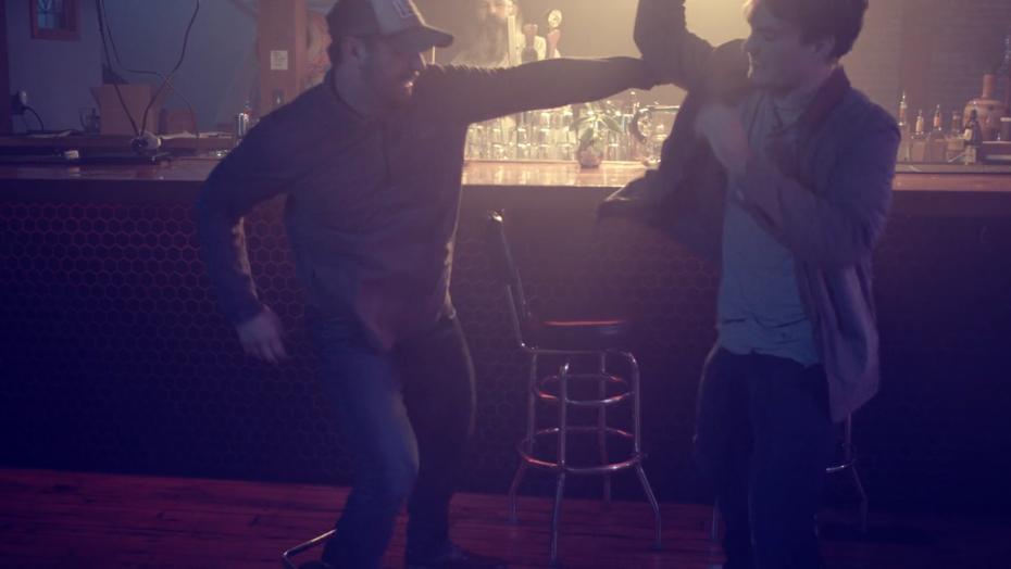 A Bar Fight Kind of Night