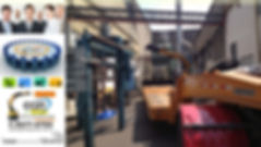 munck, remoção industrial, egrguindastes