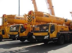 Guindastes de 90  a 110 toneladas