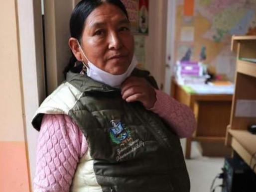 Las parteras en Bolivia atienden el doble de nacimientos en tiempos de Covid-19
