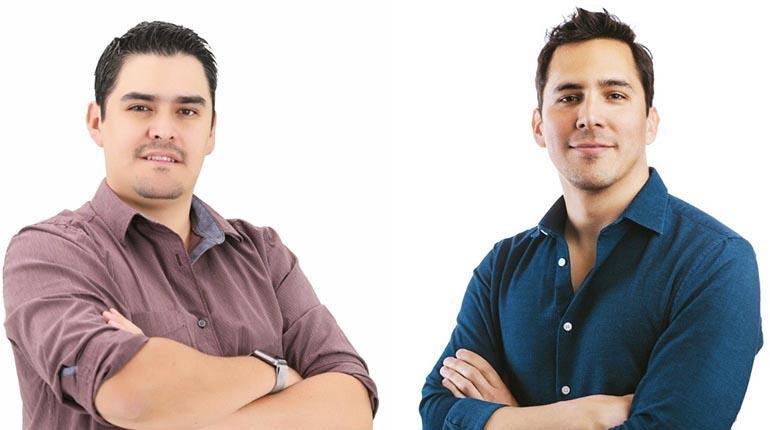 Foto. Los Tiempos. Alejandro Galindo (arriba) y Rodrigo Dávila (abajo). | VIEWFACTOR