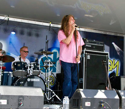 The Carpet Frogs at Wasaga Beach Fest