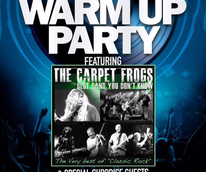 The Carpet Frogs poster
