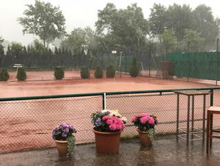 Affengeiles Tennis - Herren 40 bleiben ungeschlagen!