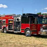 Big Rapids Fire Department