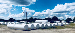Farm Skid and UL-142 Skid tanks