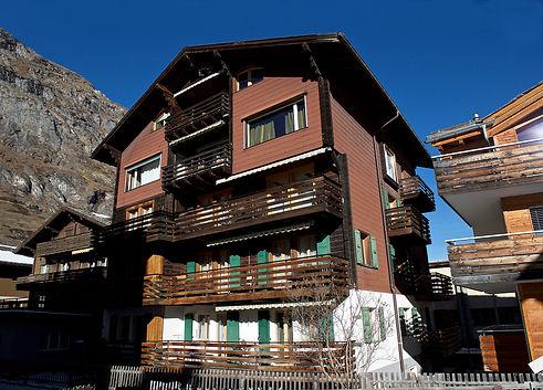 Chalet Felderhof Zermatt, Ferienwohnungen, Apartments, Zentral