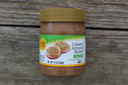 Almond Butter, 12oz.