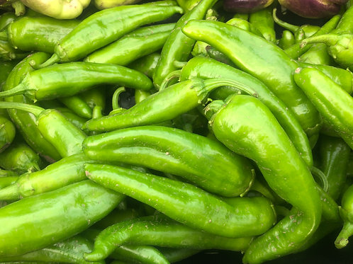 Peppers, Anaheim, 1/2lb bag
