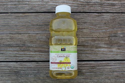 Canola Oil, 16oz.