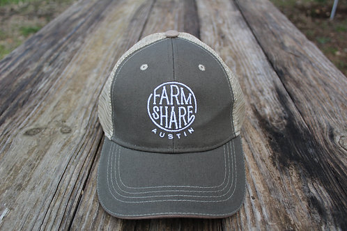 Farmshare Baseball Cap