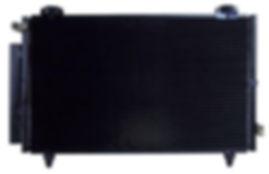Радиатор кондиционера TOYOTA COROLLA /FIELDER /RUNX /ALLEX 01-04 /SPACIO /WILL VS 00-06