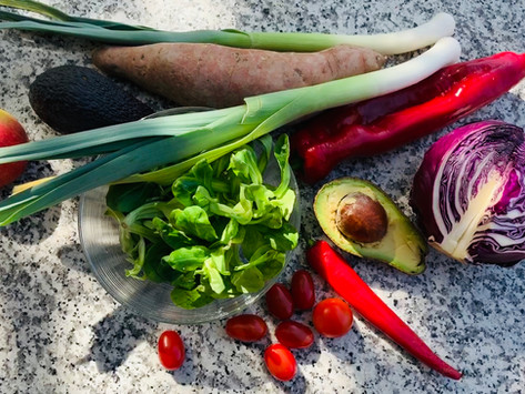 Ballaststoffe - Futter für unsere Darmflora
