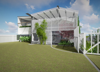Contract signed for Clayfield House Renovation