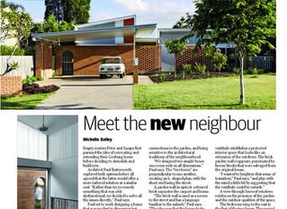 Honeyworks House published in Brisbane News
