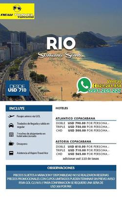 RIO Semana Santa 2016