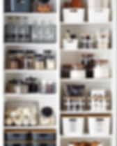 50+ Clever Pantry Organization Ideas - T