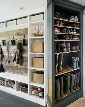 29+ Smart Mudroom Ideas to Enhance Your