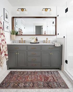 Minnetrista 72%22 Double Bathroom Vanity