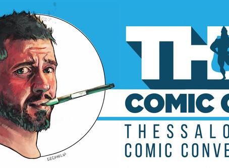 The Comic Con 5