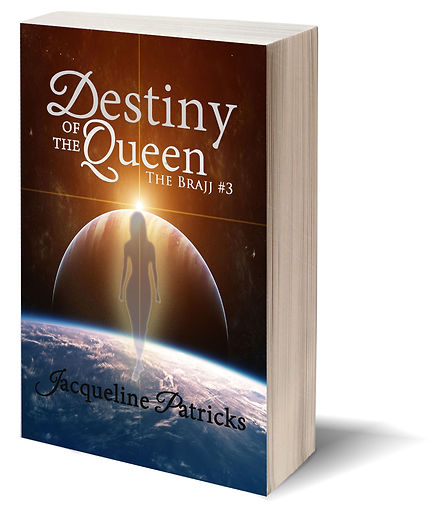 Destiny of the Queen book