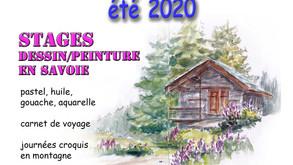 Programme de l'été 2020