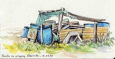 croquis aquarelle dessin peinture carnet de voyage, sketch couleurs gouache, feutres, lumière,carnets de voyage, carnet de croquis, carnets de randonnée