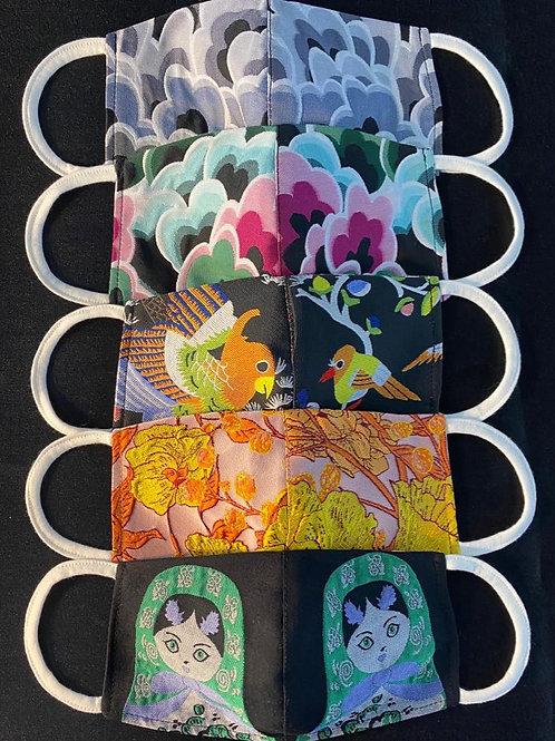 Babushka Mask Set