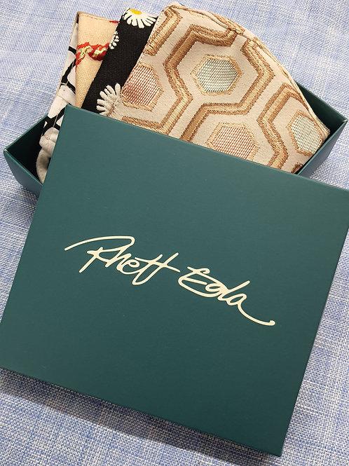 Mask set with gift box