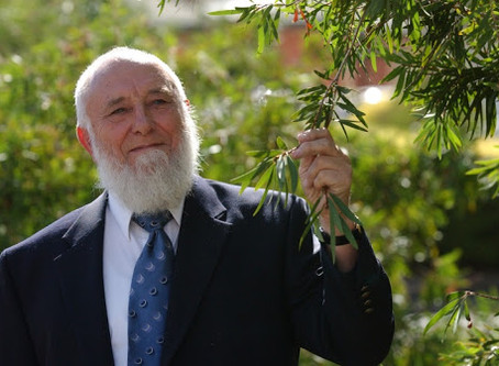 Meet our 5th Genesis 1 Panelist, Dr. Norman Habel