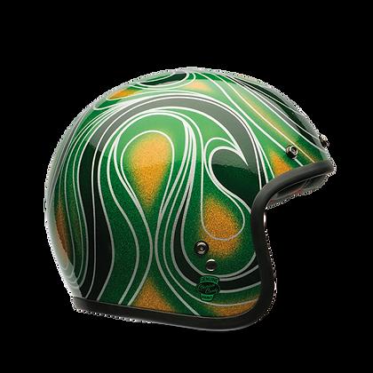 BELL Custom 500 Chem Candy Mean Green
