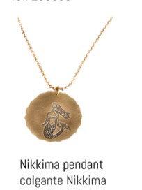 NIKKIMA colgante Nikkima