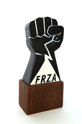 Escultura Puño FRZA Edición limitada 100 unidades numeradas