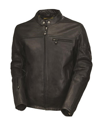 ROLAND SANDS LEATHER RONIN BLACK