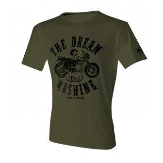 T-shirt VON DUTCH Caqui