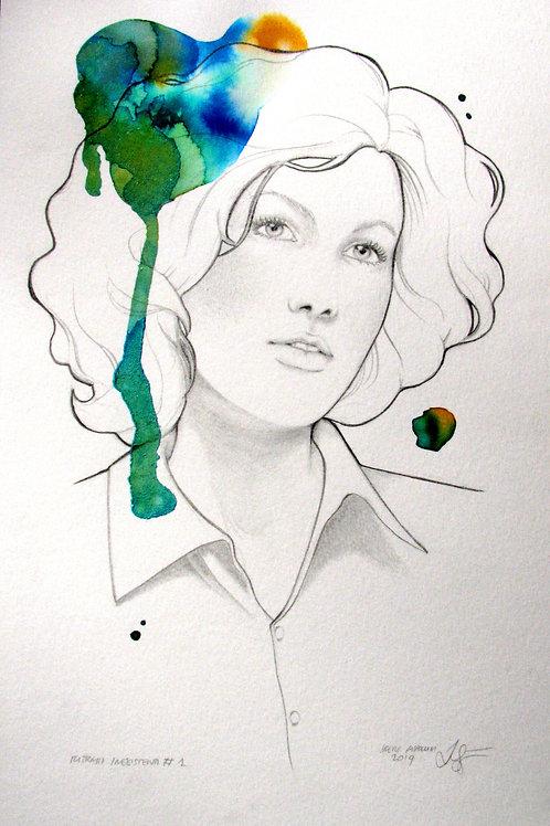 Ritratti immaginari - Imaginary portraits #1