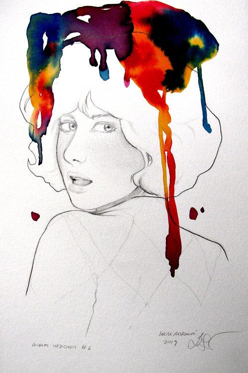 Ritratti immaginari - Imaginary portraits #6