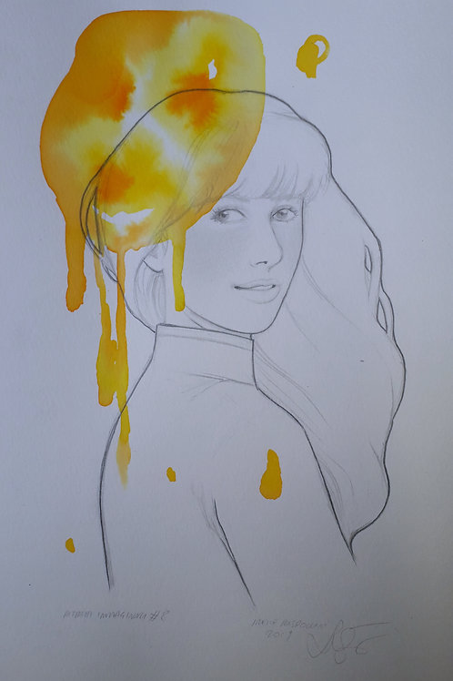 Ritratti immaginari - Imaginary portraits #8