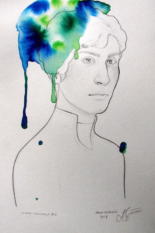 Ritratti immaginari - Imaginary portraits #3