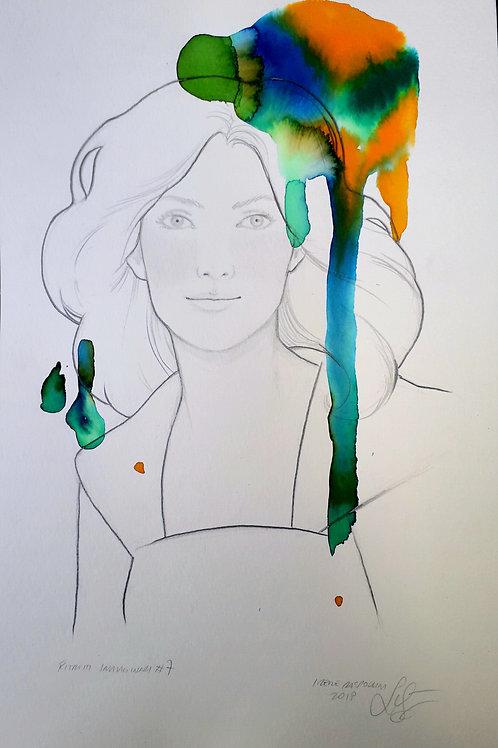 Ritratti immaginari - Imaginary portraits #7