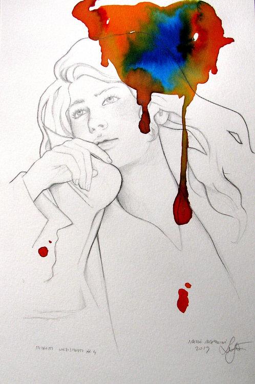Ritratti immaginari - Imaginary portraits #4