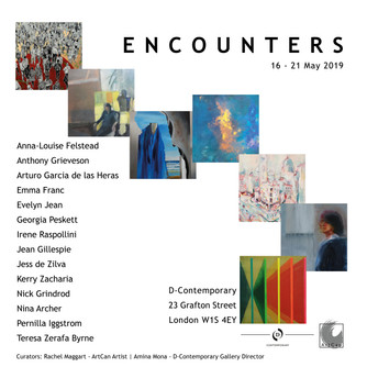 """Encounters"", back in London with ArtCan and D Contemporary"