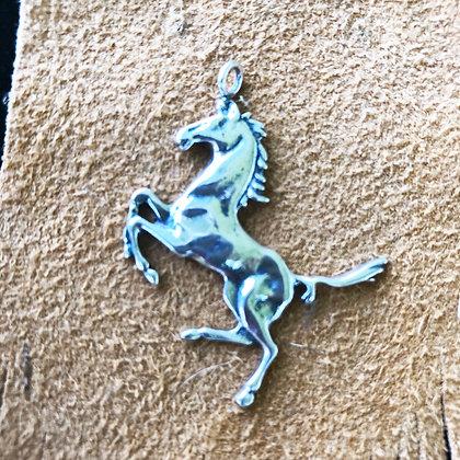 Rearing Horse Pendant