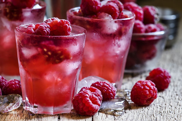 Electrolyte and Anti-oxidant Beverage Raspberry