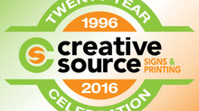 Canton Sign Company Creative Source: From Bedroom Beginnings to Belden Village Icon, Now Celebrating