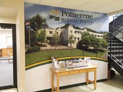 D-Pomerene wall mural