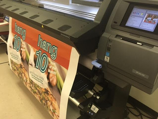 HP Latex Printer Installed at Creative Source