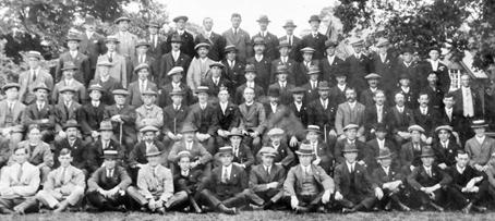 100th Anniversary of the                         Royal British Legion Club, Gillingham
